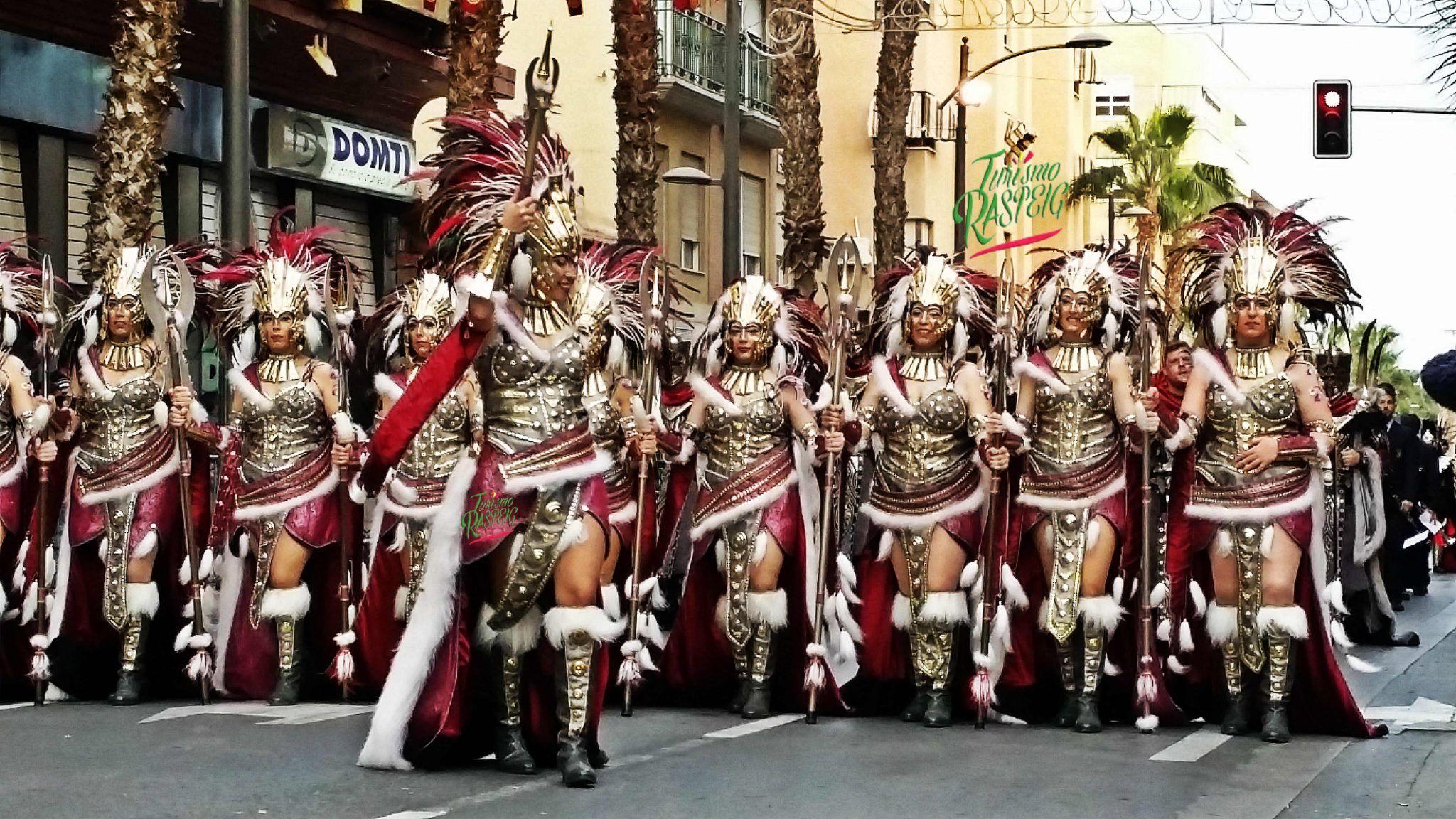 #FiestasSVR Programa Oficial Fiestas Patronales, Moros y Cristianos San Vicente del Raspeig 2017